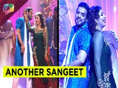 Aliya and Adi's sangeet ceremony in Yeh Hai Mohabbatien