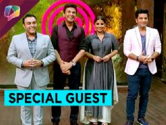 Vidya Balan comes as a Special Guest in Master Chef India season 5