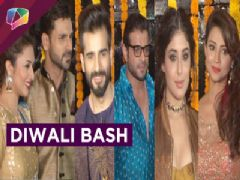 Ekta Kapoor hosts a grand Diwali party