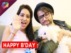 Rithvik Dhanjani celebrates his birthday