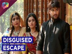 Soumya tries to escape in Shakti