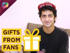 Sumedh Mudgalkar receives birthday gifts from fans PART- 2