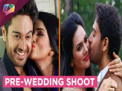 Gaurav Khanna and Akansha Chamola's romantic pre-wedding shoot