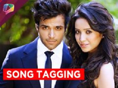 Rithvik Dhanjani and Asha Negi play tag the songs