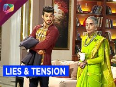Raghav's lie to Dadi about Naina's date