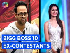 Bigg Boss 7 ex- contestant Gauahar Khan doesn't want to talk about Bigg Boss 10