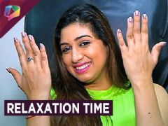 Vahbbiz Dorabjee visits the spa for relaxation