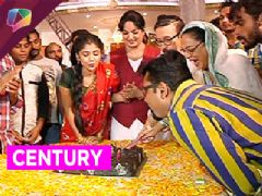 Santoshi Maa celebrates 100 Episodes