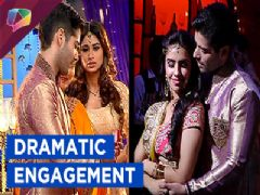 Engagment ceremony of Rudra and Alia In Naagin 2