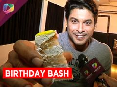 Siddharth Shukla Birthday Celebration with India Forums