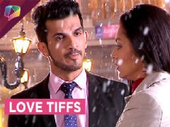 Some sweet tiffs between Naina and Raghav