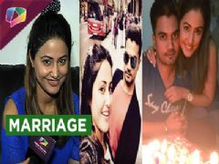 Hina Khan and Rocky's special bond!