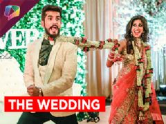 Suyyash and Kishwar's most awaited Wedding of the year