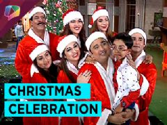 Christmas celebration in Kant Family