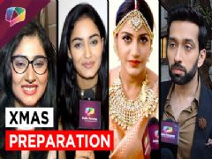 TV Celebs Share their Xmas planings