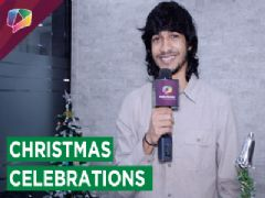 Shantanu Maheshwari Decorates Christmas Tree