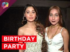 Sara Khan's sister Ayra's birthday bash