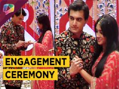 Kartik and Naira Get Engaged |  Yeh Rishta | Star Plus