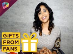 Yashashri Masurkar Receives Gifts From Fans