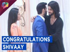Shivaay Gets The Best Businessman Award | Ishqbaaaz | Star Plus