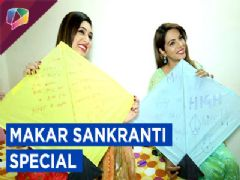Vahbbiz Dorabjee and Tanvi Thakkar Decorate Kites