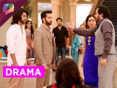Svetlana Accuses Omkara Of Raping Her | Ishqbaaaz | Star Plus