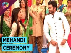 All Goes Wrong In Vaidehi's Mehandi Ceremony | Susral Simar Ka | Colors