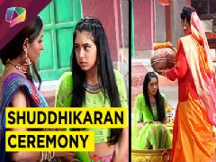 It's Shivani's Shuddhikaran After Suhaag Raat | Ghulaam | Life Ok