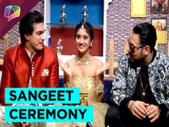 Rapper Badshah Rocks At Kartik-Naira Sangeet Ceremony | Yeh Rishta | Star Plus