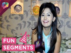 Kanchi Singh Takes Up The Proverb Challenge!