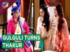 Gulguli to turn Thakur Sahab for a day | Ghulaam | Life OK