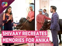 Shivaay recreates memories for Anika | Anika all set to reveal Tia's truth? | Ishqbaaz | Star Plus