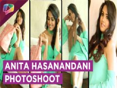 Anita Hasanandani & Rohit Reddy Photo shoot | The Bag Talk