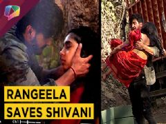 Shivani and Rangeela MEET AN ACCIDENT | GHULAM | LIFE OK