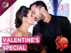 Anita Hassandani and Rohit Reddy share their Valentine's Plans