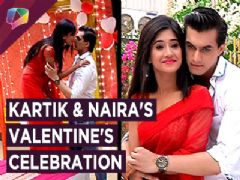 Kartik and Naira spend Romantic Moments on Valentine's Day | Yeh Rishta Kya Kehlata Hai | Star Plus