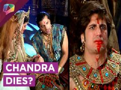 Nandini gives Chandra poison | Chandra DIES? |ChandraNandini| Star Plus