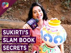 Sukirti Kandpal shares her Slam Book Secrets