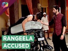 Veer Punishes Rangeela | Ghulaam | LIFE OK