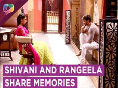 Shivani And Rangeela Reminisce Their Childhood | Ghulam | LIFE OK