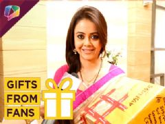 Devoleena Bhattacharya Receives Gifts From Her Fans | EXCLUSIVE