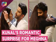 Kunal And Meghna Share Romantic Moments | Swabhimaan | Colors Tv