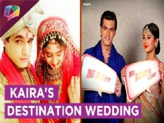 Kartika and Naira leave for their Destination Wedding | Yeh Rishta Kya Kehlata Hai | Star Plus