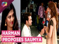 Harman's Unique Proposal For Saumya | Shakti | Colors Tv