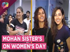 Shakti Mohan And Neeti Mohan's Message For This Women's Day
