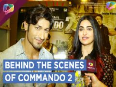 EXCLUSIVE: Commando 2 Team shares behind the scenes