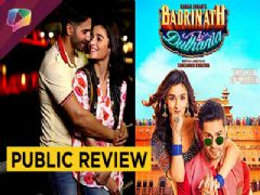 Badrinath Ki Dulhaniya | Public Review | Varun Dhawan And Alia Bhatt | India Forums