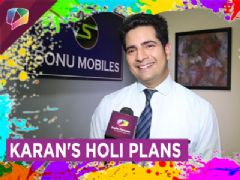 Karan Mehra Calls Nisha Rawal The Most Colorful Person In His Life | Holi Special