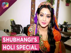 Bhabhiji Ghar Pe Hai Fame Shubhangi Atre Shares Her Holi Plans With India Forums
