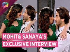 Mohit Sehgal And Sanaya Irani's Photo Shoot For Nach Baliye 8 | Exclusive Interview